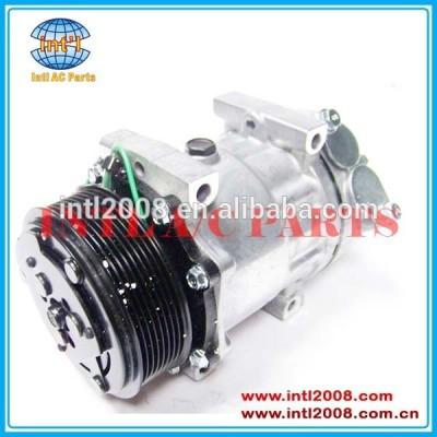 Compressor de ar condicionado com 24v para scania 4- série sd7h156024 7980 7847 8067