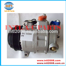 6pk oe# 0002300911 aircon um/c bomba para mercedes- benz sl e e- classe slk break compressor 1990-- 2006