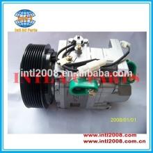 H12a1ae4dc parte auto compressor para mazda atenza hatchback 6 gg gy 2.0 di klimakompressor gj6f61k00 16ca335 810902022