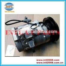 1pk compressor ac bomba para toyota land cruiser prado lj120 5l-e 2008-2012 10s17c 88320- 6a091 88515-60190