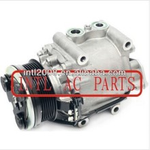 Número da peça # CO10851 novo COMPRESSOR AC OEM 19D6290259A 98569 serve para FORD MERCURY rolagem