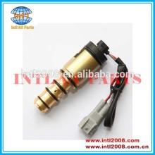 Venda quente e barato de compressor de ar condicionado para automóveis toyota uma/c bomba de válvula de controle denso 6seu16/5se09c/5se12c