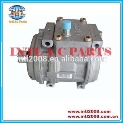 R134a w/s embreagem carro compressor ac bomba ajuste universal 10pa15c auto ar condicionado um/compressor c