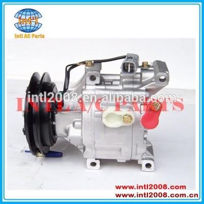 1pk 6244536m92, auto 6251414m91 um/c compressor com a embreagem 122mm denso scsa06c estilo para kubota utilitário
