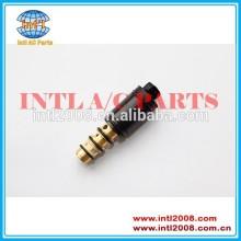 Alta qualidade auto bomba de arrefecimento uma/c compressor da válvula de controle para toyota yaris denso 5se09/5se12/6 seu