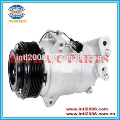 Dks17d para nissan um/c ac bomba de ar compressor para pathfinder le 92600-zl90a 92600-zl90b 58410 4715013