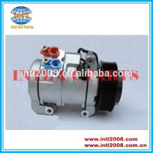 Ac bomba parte número 682-00721,55111444ab para chrysler dodge ram 2500,3500 6.7l diesel 2010-13 compressor ac