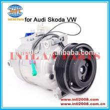 99612601152 ac um/c compressor de ar condicionado adequado para a porsche 911 3.8l/boxster/cayman um/compressor c w/99612601151 embreagem