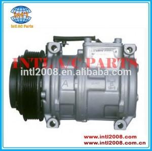 10PA17C ar condicionado bomba para Mercedes-Benz W124 S124 Sprinter W126 R107 A124 R129 W638 COMPRESSOR 447100-8630 A0002303611 A0002330371