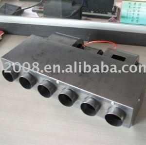 ironclad evaporator unit