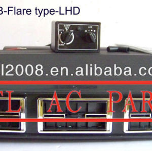 BUS USE FORMULA 848 AC Evaporator Unit BEU-848-100 Flare mounting Type 462*337*330mm LHD (left hand drive)
