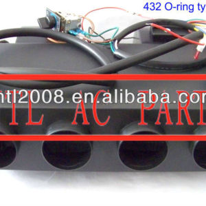 FORMULA 432 AC Evaporator Unit BEU-432-000 O-ring mounting Type 370*290*292mm Right Hand Drive (RHD)BUS