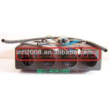 Ac um/c ar condicionado evaporador unidade de montagem da caixa caixas beu-404-000 fórmula iii evaporador unidade o- ring 12v/24v lhd