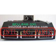 Beu-848-100 sob traço underdash ac um/c ar condicionado evaporador unidade de montagem da caixa caixas 848 lhd o- ring tipo 462*337*330mm