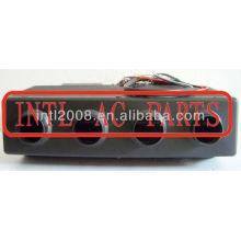 404 ac um/c ar condicionado evaporador caixa caixas beu-404-000 fórmula iii evaporador unidade o- ring rhd 404*310*305*43mm 12v/24v