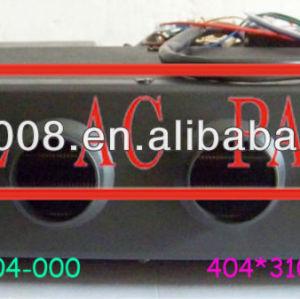 ac a/c air conditioner evaporator unit assembly box BEU-404-000 FORMULA III evaporator unit Flare RHD 404x310x305x43mm 12V/24V