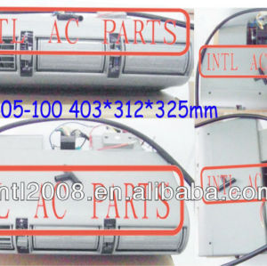BEU-405-100 FORMULA III a/c ac air conditioner Under Dash Evaporator boxes box 405 EVAPORATOR ASSEMBLY LHD O-RING 403*312*315MM