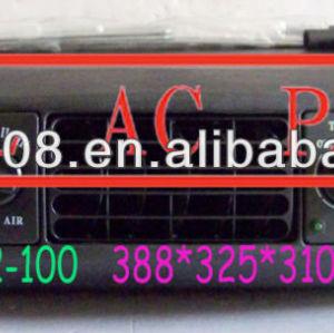 BEU-202-100 RHD FLARE FORMULA STAR a/c ac air conditioner Under Dash Evaporator boxes box unit ASSEMBLY 388*325*310mm