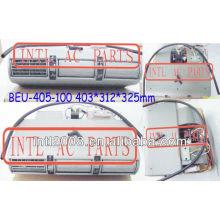 Beu-405-100 fórmula iiiunder traço evaporador ac unidade caixa caixas underdash unidade 405 evaporador assembléia flare 403*312*315mm lhd
