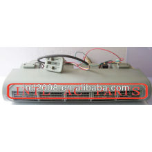 BEU-228L-100 FORMULA MINI-BUS AC Box Unit A/C air conditioner Under Dash Evaporator boxes box assembly FLARE LHD 677x605x298mm