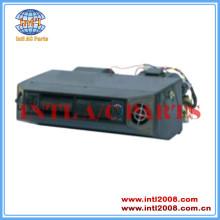 24V Universal underdash auto ac evaporator unit BEU-404-100 O-ring Copper Coil LHD