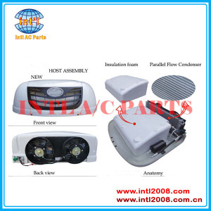 Under dash underdash ac air conditioner evaporator unit assembly box boxes for Mercedes Benz Heavy trucks