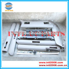 (Foreign Version Hiace) Toyota Hiace bus evaporator complete unit Auto air conditioner evaporator assembly