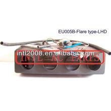 FORMULA BUS 404 AC Evaporator Unit BEU-404-000 flare mounting type 398*310*305mm LHD