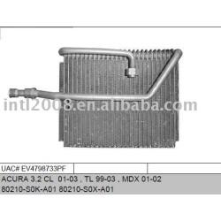 auto evaporaotor for ACURA 3.2 CL 01-03