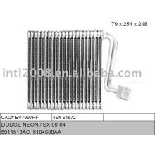 Auto evaporaotor para dodge neon sx 00-04