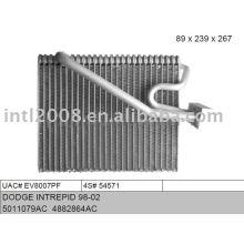Auto evaporaotor para dodge intrepid 98-02