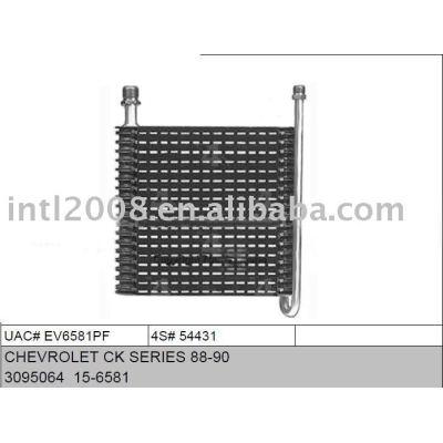 Auto evaporaotor para chevrolet ck série 88-90