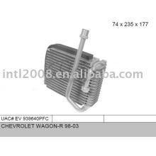 Auto evaporaotor para chevrolet wagon - r 98-03
