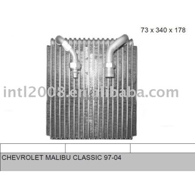 Auto evaporaotor para chevrolet malibu clássico 97-04