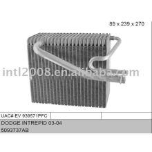 Auto evaporaotor para DODGE INTREPID 03-04