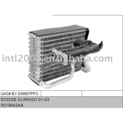 Auto evaporaotor para dodge durango 01-03