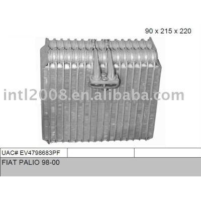 Auto evaporador para fiat palio 98-00
