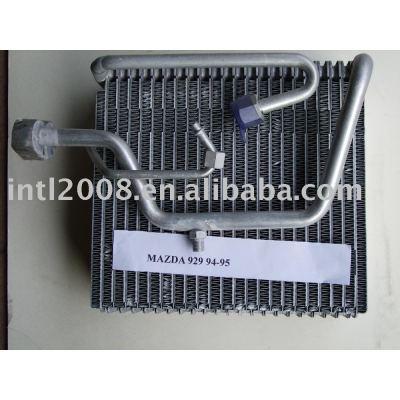 Auto evaporador para mazda 929 1994-1995 oem#hg3061j10a hg3061j10b