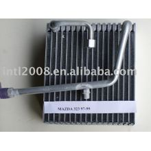 Auto evaporador para mazda 323 1997-1999