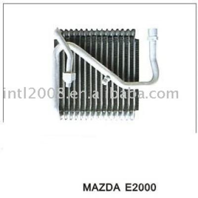 Auto evaporaotor para mazda e2000