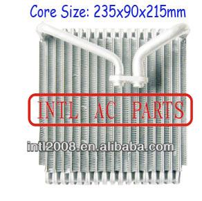 Ar condicionado carro ac evaporador núcleo bobina Hyundai Accent 1.5L ar condicionado A / C do evaporador núcleo do corpo 1562251 9760922002 9760922001
