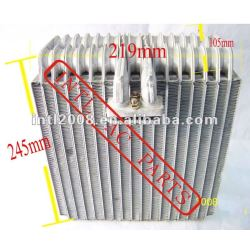 Ac auto ( um/ c ) evaporador para toyota 4y-r12