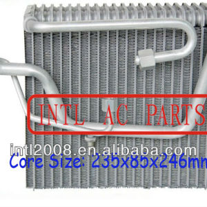 Ac núcleo do evaporador para mazda 929 ar condicionado uma/c ac núcleo do evaporador( corpo) carro ar condicionado evaporador bobina hg3061j10a hg3061j10b