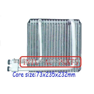 Carro ac ar condicionado evaporador bobina de núcleo de kia magentis 2001-2004 ar condicionado uma/núcleo do evaporador ac corpo ev939585pf