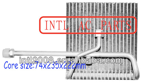 Carro ac ar condicionado evaporador bobina de núcleo de mazda allegro pupilo ar condicionado uma/núcleo do evaporador ac corpo bj0m-61-j10 bj0m61j10