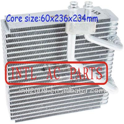 Carro ac ar condicionado evaporador bobina de núcleo hyundai accent brio ar condicionado uma/núcleo do evaporador ac corpo 97609- 1c000 976091c000