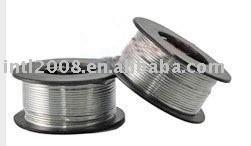 cooper aluminum flux-cored wire for auto air conditioner parts