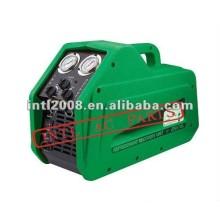 R-22 R-12 R-410a Portable refrigerant recovery machine/ refrigerant recycling machine/refrigerant recoverying machine