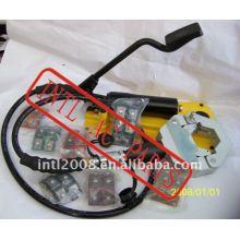 Hydraulic A/C Hose Crimper Kit/Hose crimper/Manual A/C Hose Crimper Kit/handheld hose crimping tool/ac repair tool/hose crimper/
