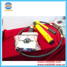 Hydraulic Hose Crimper tool Kit/Hose crimper machine /Manual A/C Hose Crimper Kit/handheld hose crimping tool/a/c repair tool